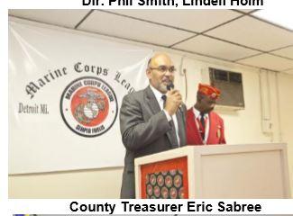 County treasurer