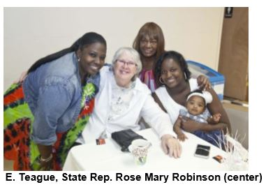 State Rep. Mary Roberson
