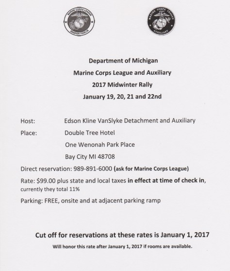 Midwinter rally,2017