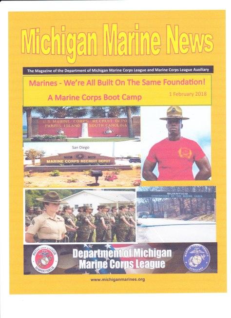 michigan marine news